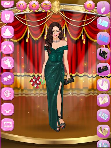 Red Carpet Dress Up Girls Game apktram screenshots 13