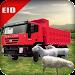 Eid-Ul-Adha Animal Transport Truck Icon
