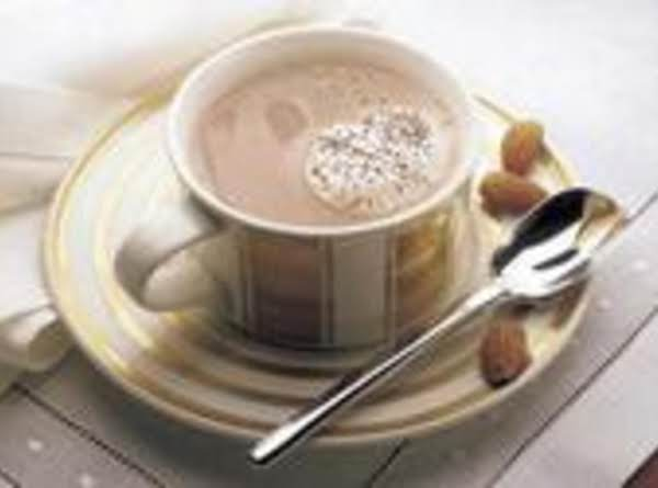 Chocolate And Almond Always Good Together Enjoy =)