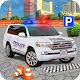 Advance Police Jeep Parking : Spooky Stunt 3D