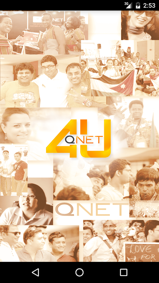 QNET4U- screenshot