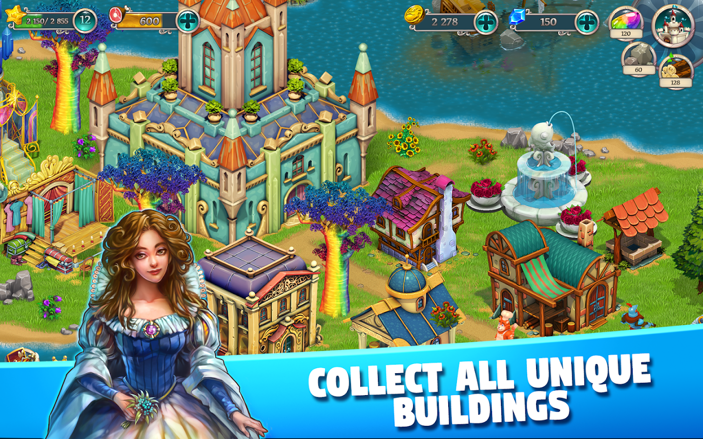 Fairy Kingdom: World of Magic- screenshot