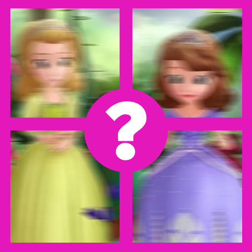 Sofia the First Quiz (game)