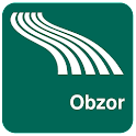 Obzor Map offline
