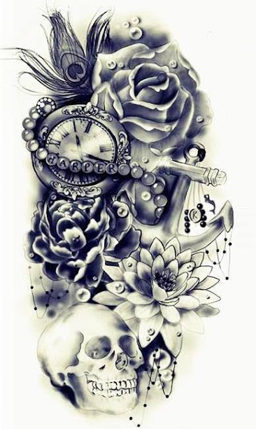 e5e46feb5 50 Amazing Half Sleeve Tattoos And Ideas For Men And Women