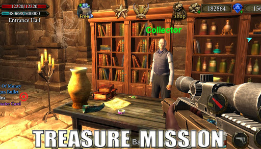 Dungeon Shooter : The Forgotten Temple apkdebit screenshots 12