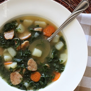 Sausage Potato Kale Soup Recipes