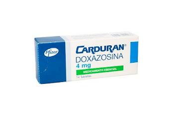 Carduran 4Mg Tableta   Caja X14Tab. Pfizer Doxazosina