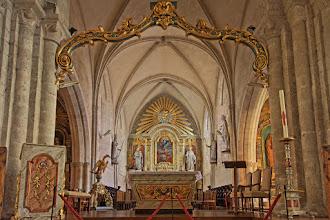 Photo: Kirche von Sainte-Mère-Église