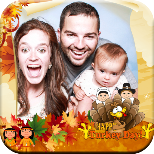 Thanksgiving Frames for Pictures Icon