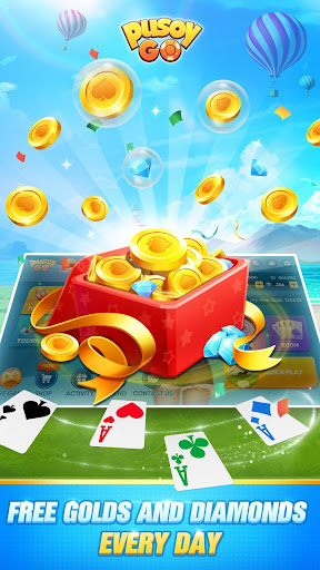 Pusoy Go: Free Online Chinese Poker(13 Cards game) apktram screenshots 5