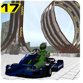 Go Kart driving Simulator 2017