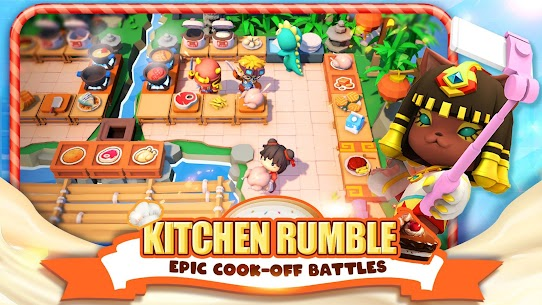 Cooking Battle! 2