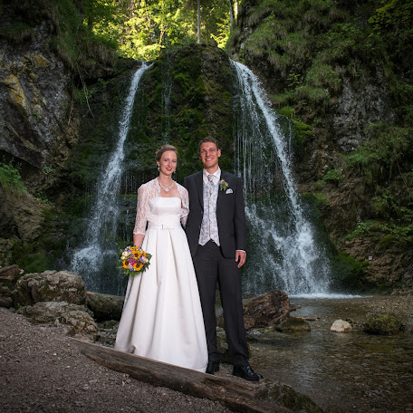 Wedding photographer alfred schmidt (schliersee). Photo of 26.04.2016