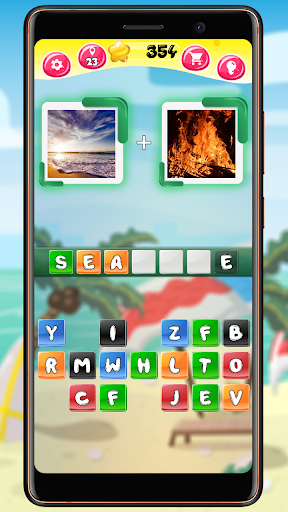 Guess A Word - Extreme Brain Test Puzzle Game 2.0.1.2 APK ...