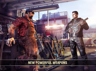 DEAD TRIGGER 2 – Zombie Survival Shooter Mod 1.7.06 Apk [Unlimited Money] 9