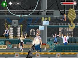 Screenshot of Zombie Rising Up - Smasher