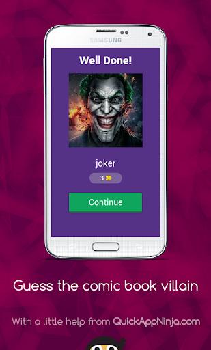 Guess the villain 8.3.1z screenshots 2