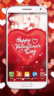 Valentýnu Den Živé Tapety - náhled