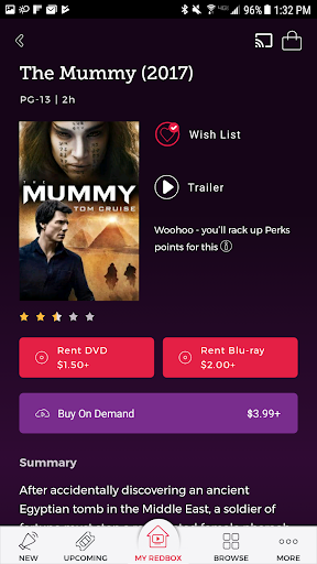 Redbox 6.40.0.1 screenshots 6