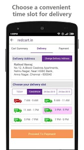 redcart - Grocery Shopping App screenshot 15