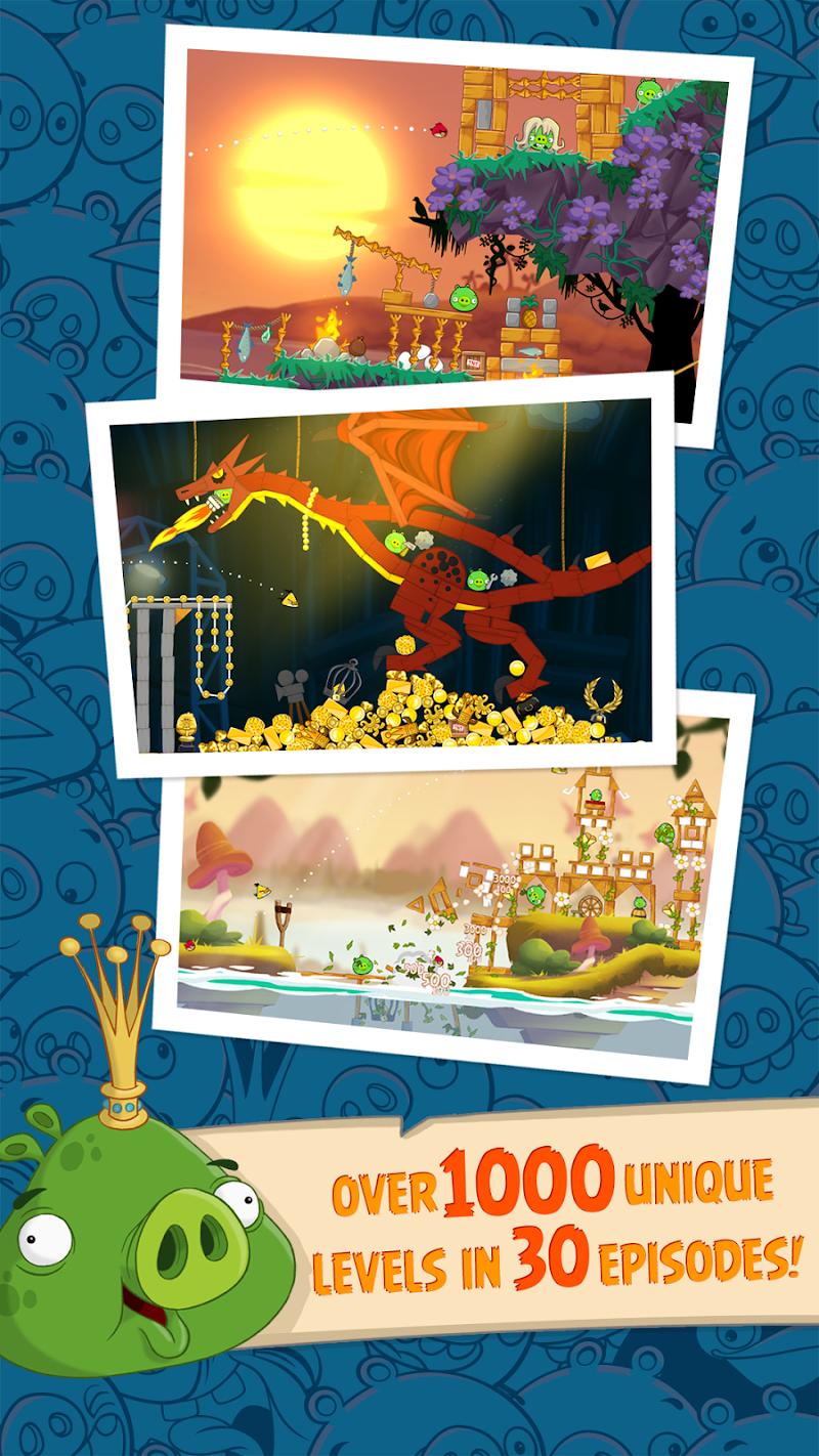 Angry Birds Seasons Screenshot 14