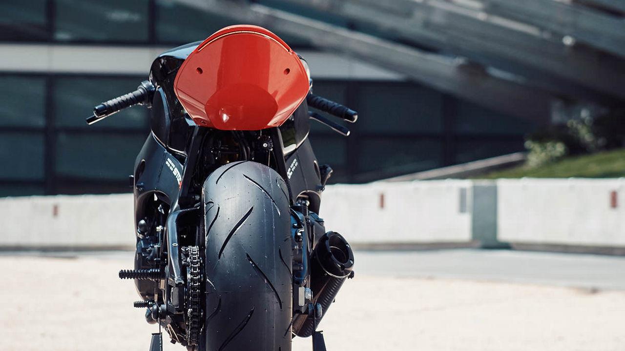 Honda CBR 1000RR by Huge Design