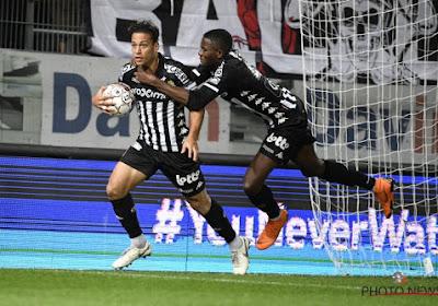 """Cristian Benavente ontvangt zondag zijn ex-club: """"Of ik nu hier ben of ergens anders, ik zal altijd van Charleroi blijven houden"""""""