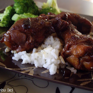 Chicken Wings in Teriyaki Sauce