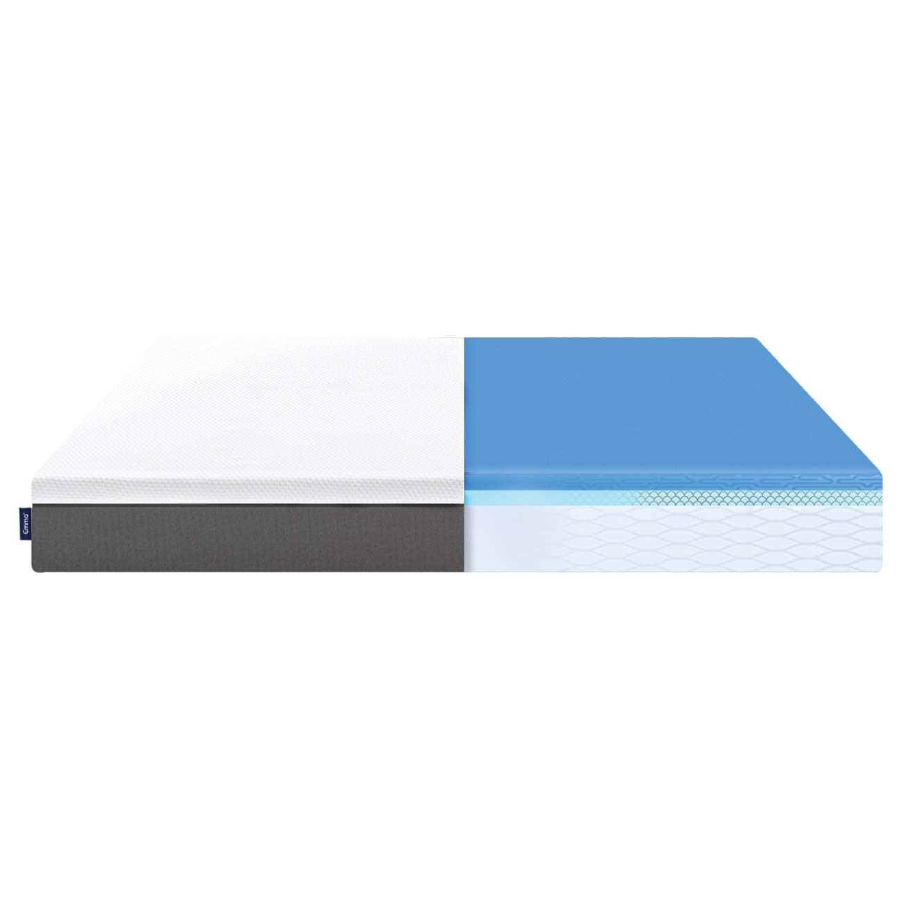 Emma Mattress – Comfort King Size Memory Foam Mattress