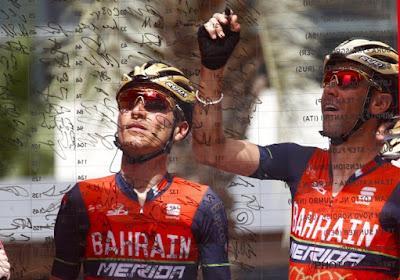 Vincenzo Nibali grijpt nipt naast de zege in koninginnenrit Ronde van Kroatië