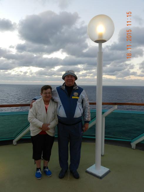 Кто не был - тот будет, кто был - не забудет, или снова круиз Rhapsody of the Seas