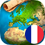 GeoExpert - France Geography APK icon