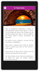 Frases de Amizade Em Português screenshot 2