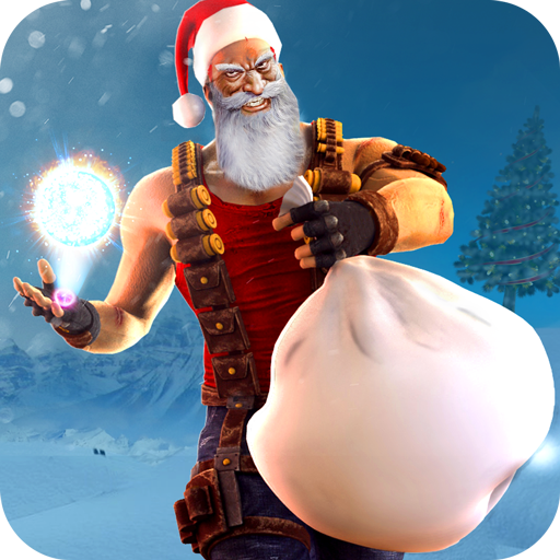Super Santa Crazy Santa Christmas Game (game)