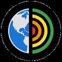 GeoTremor Earthquake Alert - Quake alerts near you icon