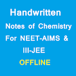 Handwritten Notes of Chemistry for JEE and NEET 1.4