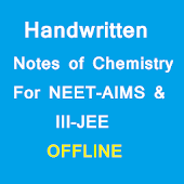 Handwritten Notes of Chemistry for JEE and NEET