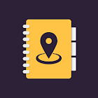 Address Book for Google Maps icon