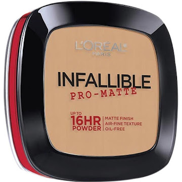 Polvos L´Oréal Paris Infallible Pro-Mate Powder Poudre 200 Natural Beige 9GR