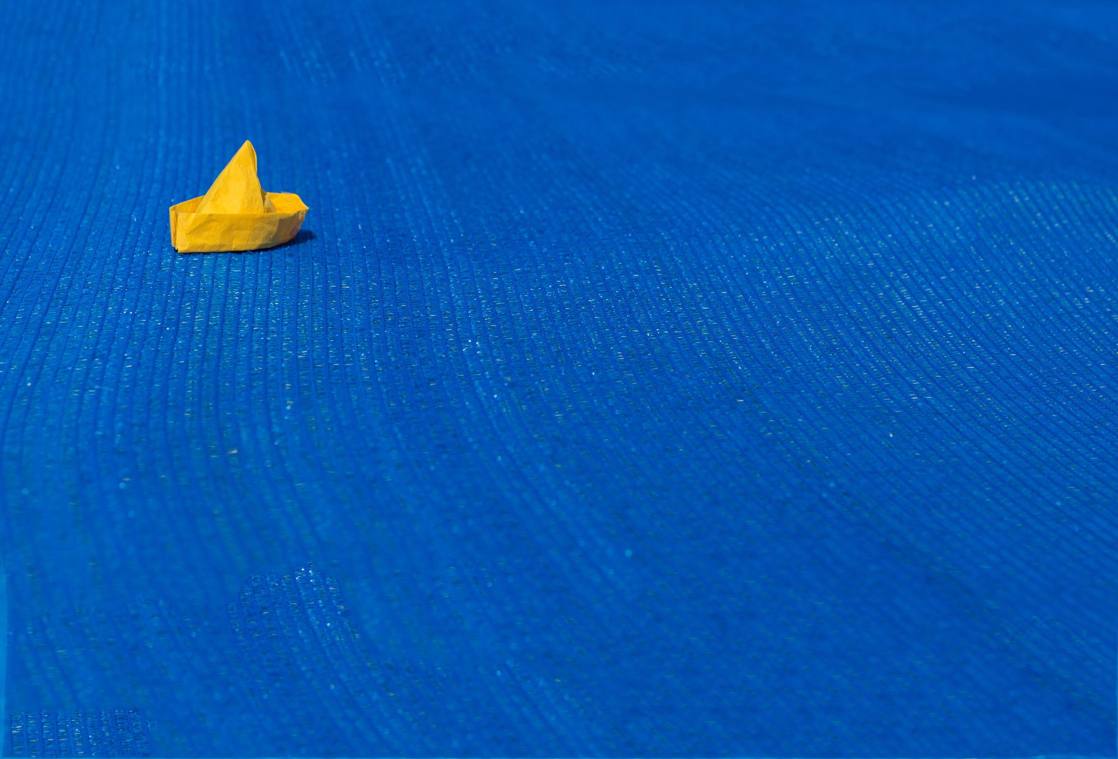 navigare in un mare di.....blue