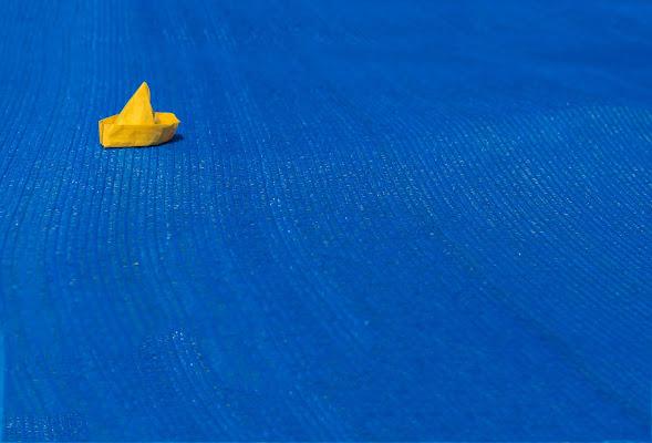 navigare in un mare di.....blue di Smith