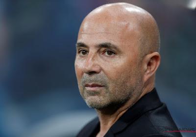 """Sampaoli après la claque contre la Croatie: """"Une grande douleur"""""""