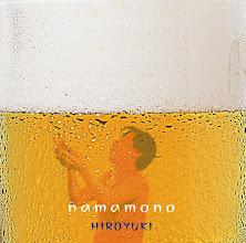 Photo: HIROYUKI「namamono」 CDジャケット試作05 2013.09
