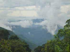 Photo: Snad bude při výstupu na vrchol lepší počasí