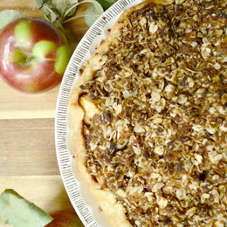 Apple Pie With Oats Crust Recipes