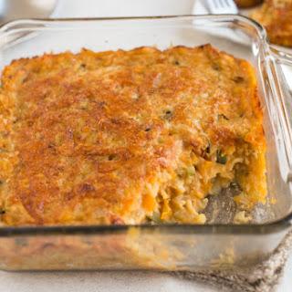 Very Veggie Lentil Bake.
