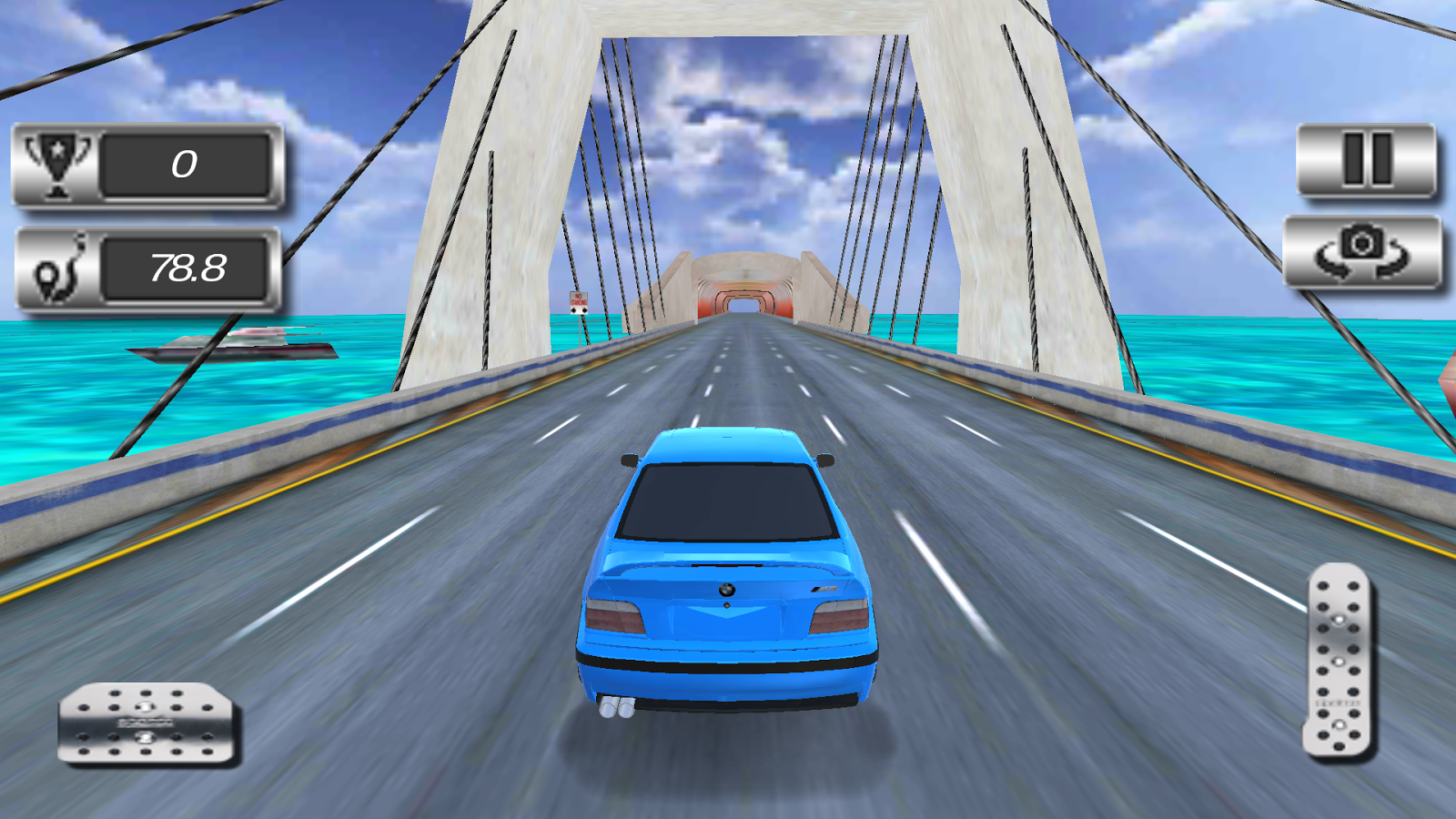 Driving In Car City Traffic- screenshot