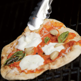 Pizza Dough for the Grill