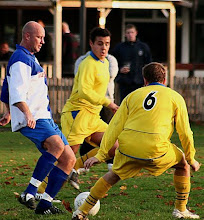 Photo: 31/10/09 v Tenterden Town (KCL2E) 1-0 - contributed by Paul Roth